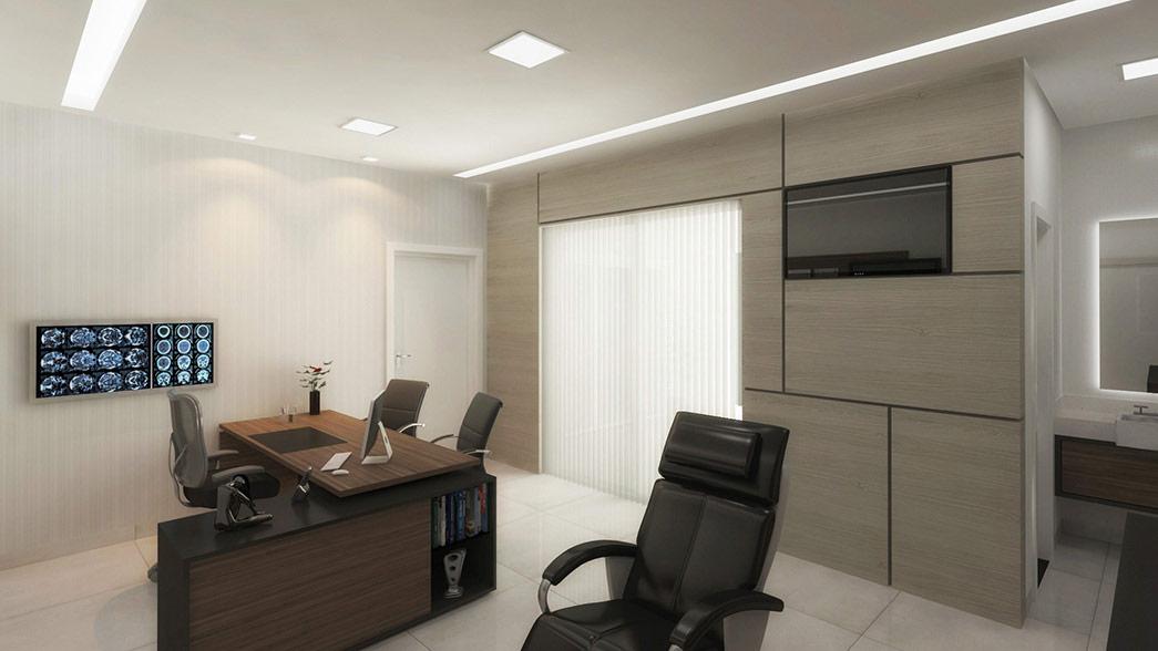Interior Em Cl 237 Nica M 233 Dica Zn Arquitetos Araraquara